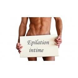 Epilation intime intégrale